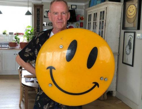 Fatboy Slim Curates Smileys Art Exhibition