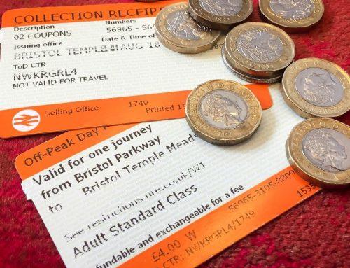UK Rail Commuters Face 2.8% Season Ticket Price Hike
