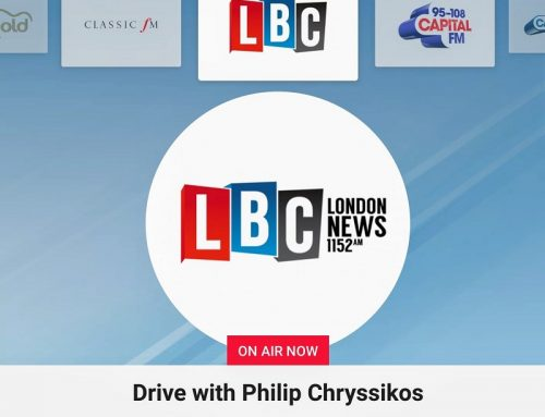 LBC London News Audience Numbers Up 32.9% Year-on-Year!