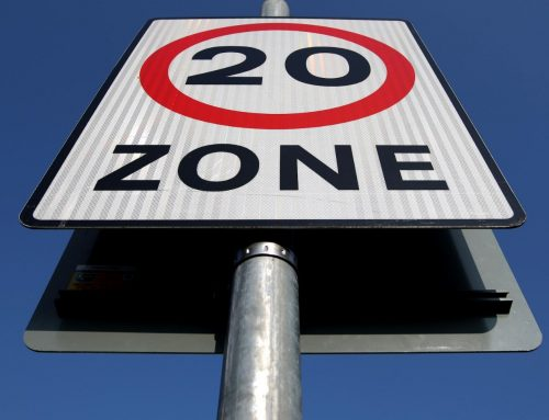 20 MPH Limit for London Congestion Charge Zone