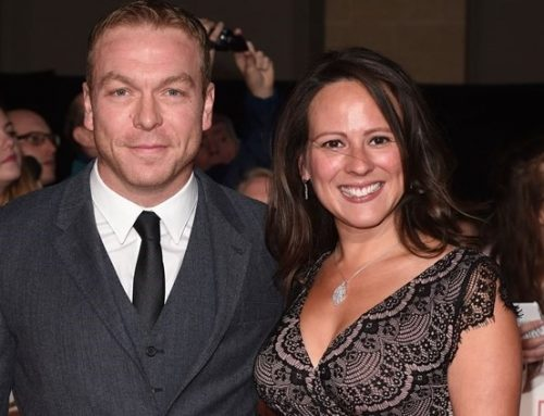 Sir Chris Hoy and Wife Support Premature Babies