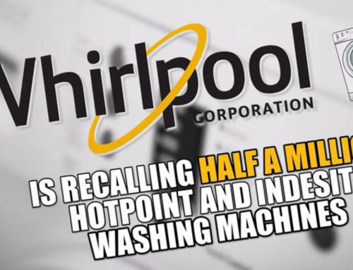 Whirpool Washing Machine Recall – What Should Owners Do?