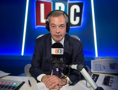 Nigel Farage Plans Different Kind of Brexit Party for January 31st 2020